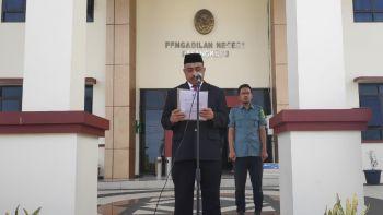 UPACARA HARI SUMPAH PEMUDA KE - 91 TAHUN 2019